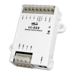 1-channel Dimmer Control Module with 2 Dry Contact input trigger
