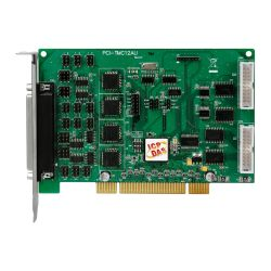 16 Channel Isolated Digital Input, 16 Channel Open-Collector Output Board. Includes CA-4002 D-Sub connector