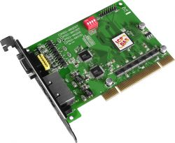 PCI Bus, Dual-Line Motionnet Master Card with RJ-45 Connector (RoHS)