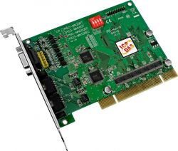 PCI Bus, Dual-Line Motionnet Master Card with e-CON Mini-Clamp connector (RoHS)