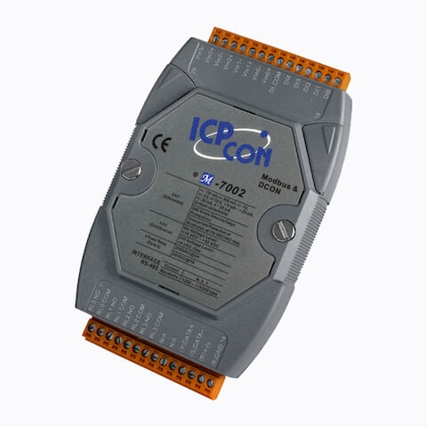 A product image of a data acquisition module.