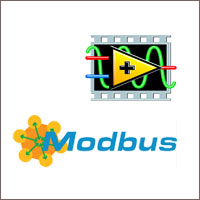 Using Modbus Devices with LabView