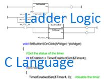 Modbus Touch Screen PLC Programming